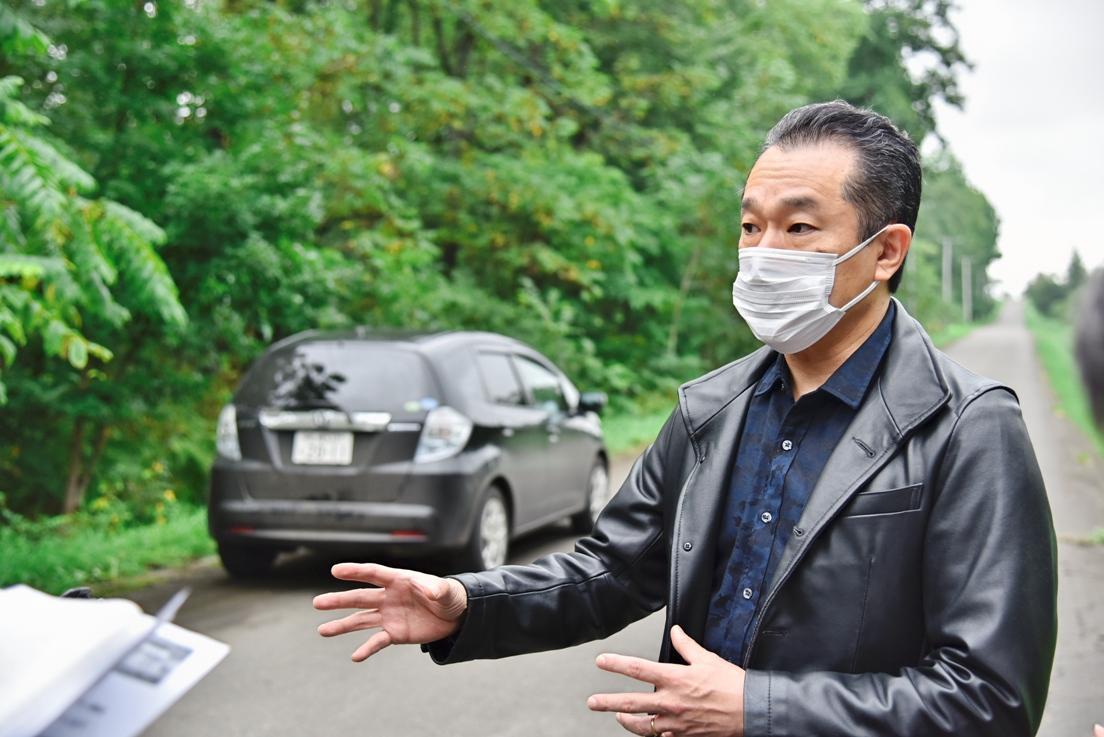 「音によるエゾシカと車両の衝突回避に関する実験」を実施