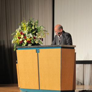 学校法人北海道科学大学発足記念式典を開催。